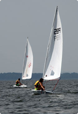 Summer Sailing Camps